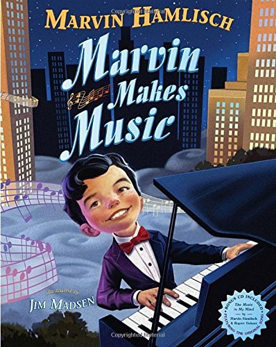 Marvin Hamlisch Marvin Makes Music [with CD (audio)]