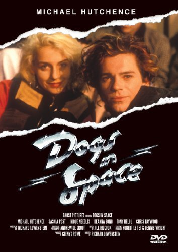 Dogs In Space Hutchence Post Needles Bond Aws R 2 DVD