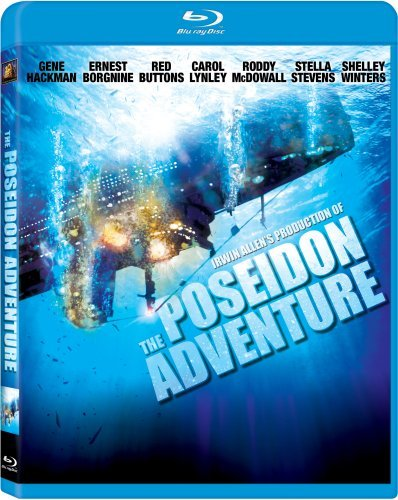 Poseidon Adventure Winters Shelley Blu Ray Ws Pg