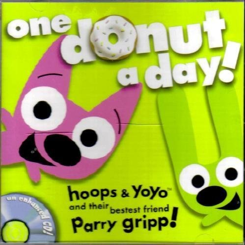 Hoops & Yoyo One Donut A Day!