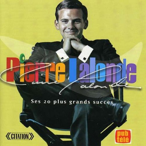 Pierre Lalonde 21 Plus Grands Succ+s Import Can