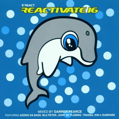 Reactivate Vol. 16 Reactivate Import Aus CD Album