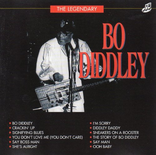 Bo Diddley The Legendary Bo Did