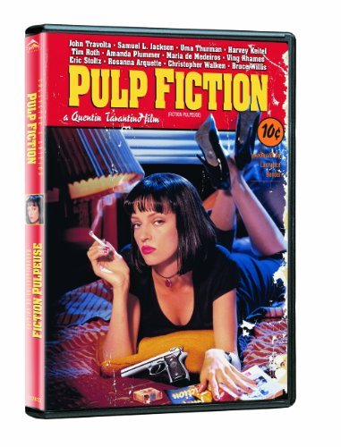 Pulp Fiction Travolta Jackson Thurman Ws