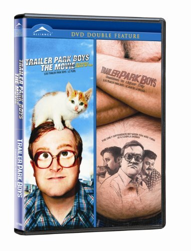 Trailer Park Boys Double Feature DVD Unrated