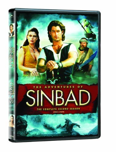 Adventures Of Sinbad Adventures Of Sinbad Season 2 Import Can