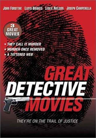 They Call It Murder Murder Onc Great Detective Movies Clr Nr