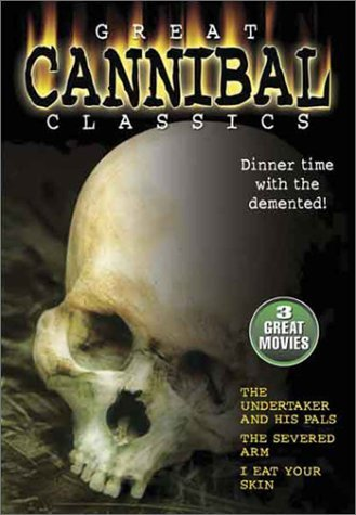 Great Cannibal Classics Great Cannibal Classics Clr Bw Nr 3 On 1