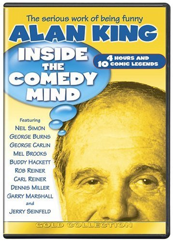 Gold Inside The Comedy Mind Clr Nr