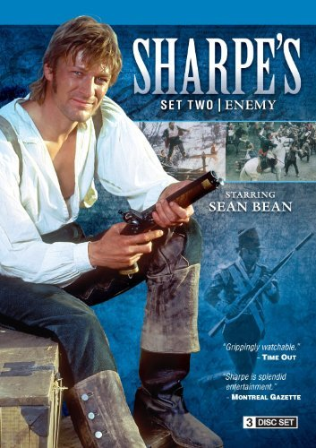 Sharpe's Sharpe's Set 2 Enemy Nr 3 DVD