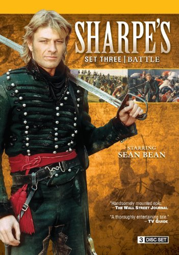 Sharpe's Sharpe's Set 3 Battle Nr 3 DVD