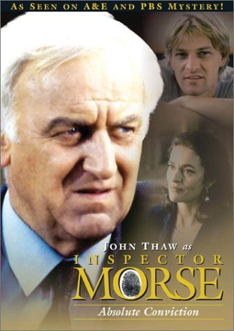 Absolute Conviction Inspector Morse Clr Nr