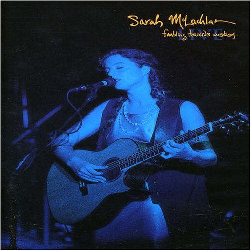 Sarah Mclachlan Fumbling Towards Ecstasy Live Import Can Ntsc (1)