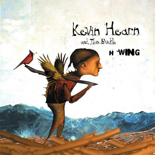 Kevin & Thin Buckle Hearn H Wing Digipak
