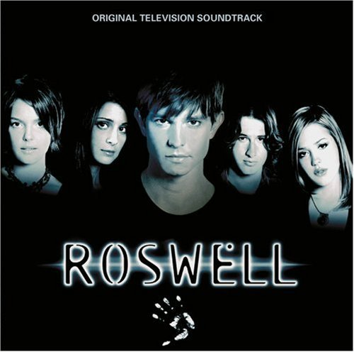 Roswell Soundtrack Enhanced CD Ivy Coldplay Zero 7 Crow