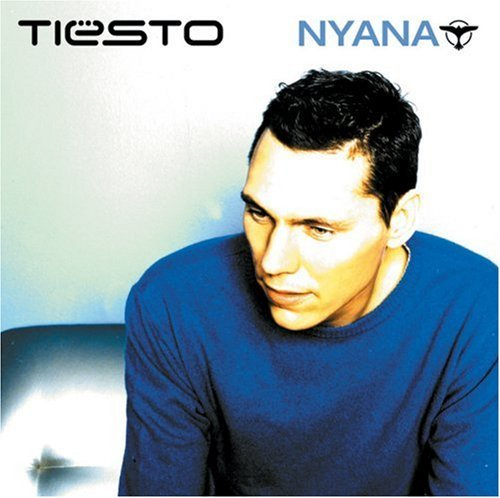 Tiesto Nyana 2 CD Set