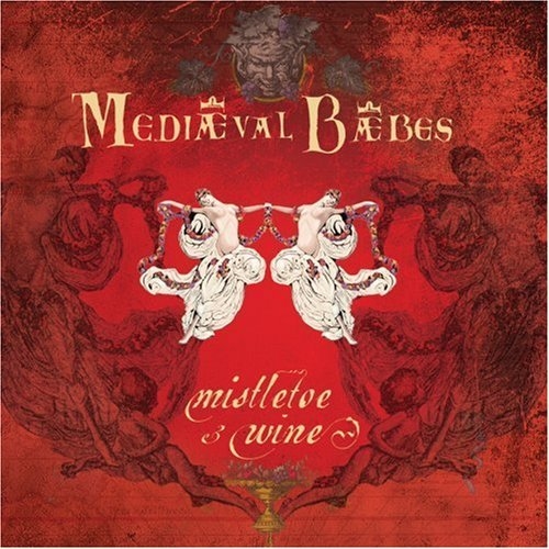 Mediaeval Baebes Mistletoe & Wine Seasonal Col