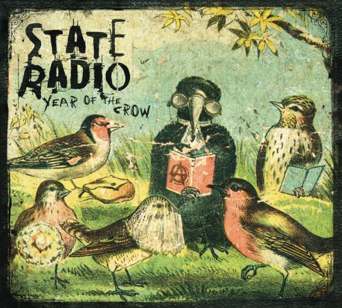 State Radio Year Of The Crow