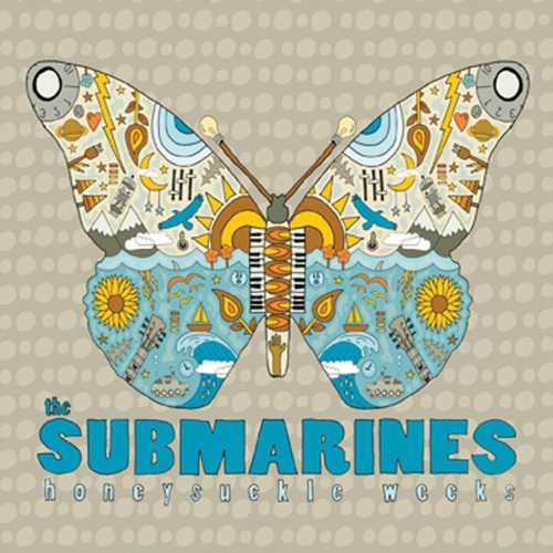 Submarines Honeysuckle Weeks Digipak