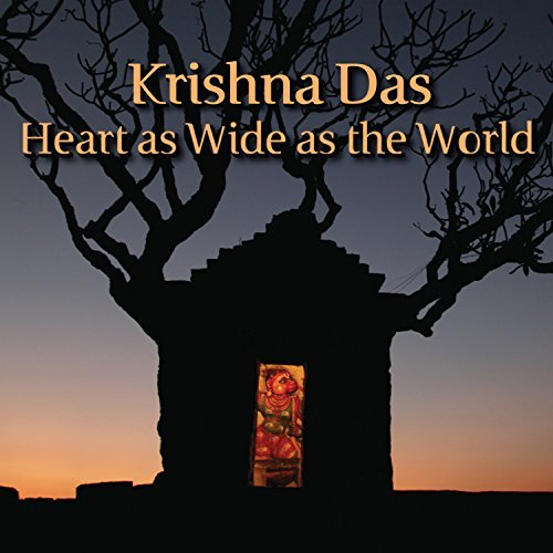 Krishna Das Heart As Wide As The