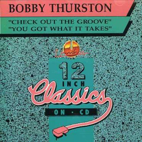 Bobby Thurston Check Out The Groove You Got W Import Can
