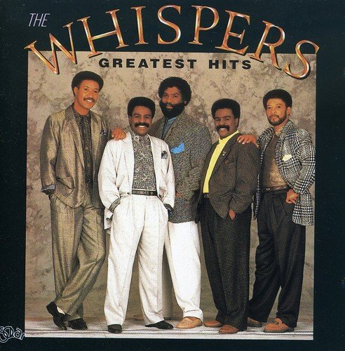 Whispers Greatest Hits Import Can