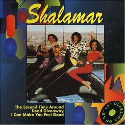 Shalamar Second Time Arou Dead Giveaway Import Can