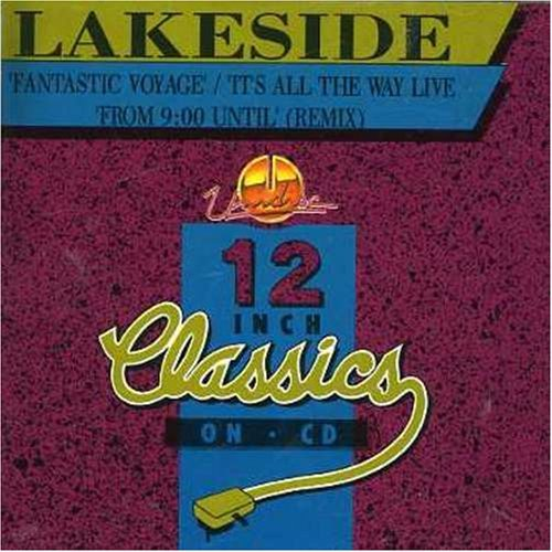 Lakeside Fantastic Voyage Its All The W Import Can