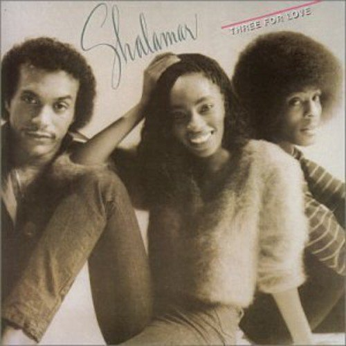 Shalamar Three For Love