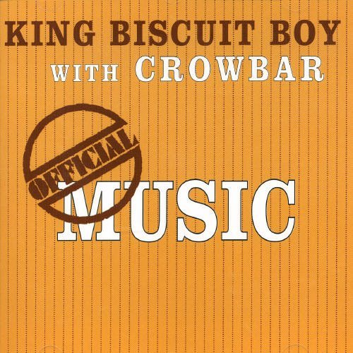 King Biscuit Boy Official Music Import Can