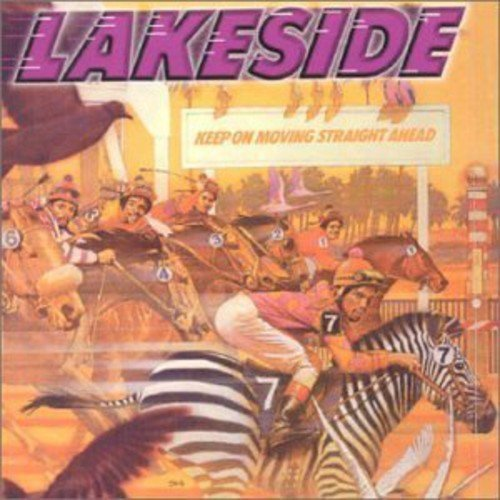 Lakeside Keep On Moving Straight Ahead Import Can