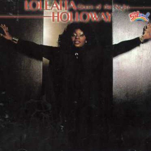 Loleatta Holloway Queen Of The Night Import Can