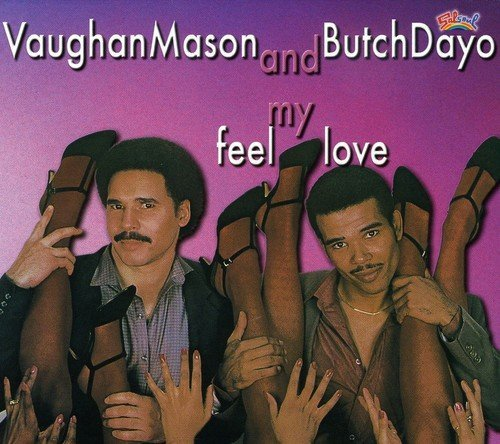 Mason Vaughan Feel My Love Import Can