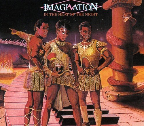 Imagination In The Heat Of The Night Import Can