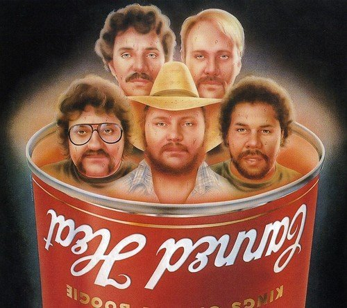 Canned Heat Kings Of The Boogie Import Can