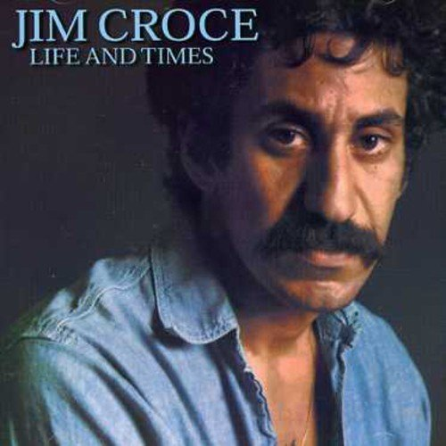 Jim Croce Life & Times Import Can