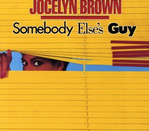 Brown Jocelyn Somebody Else's Guy