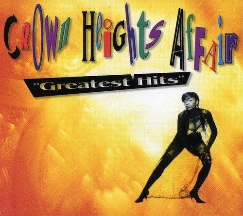 Crown Heights Affair Greatest Hits