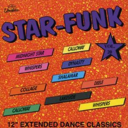 Star Funk Vol. 20 Star Funk Import Can
