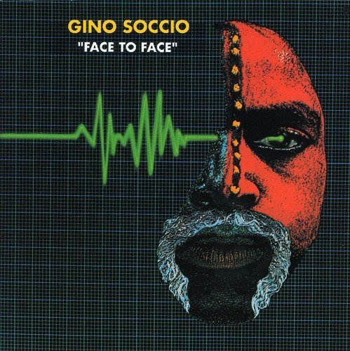 Gino Soccio Face To Face Import Can