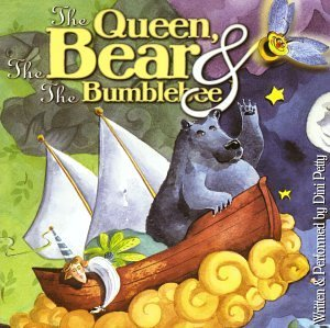 Dini Petty Queen Bear & Bumblebee