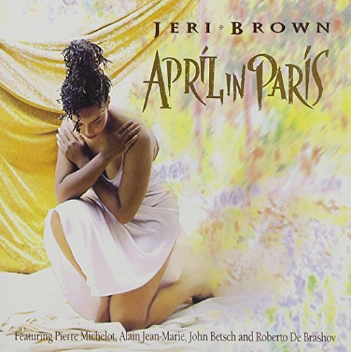 Jeri Brown April In Paris
