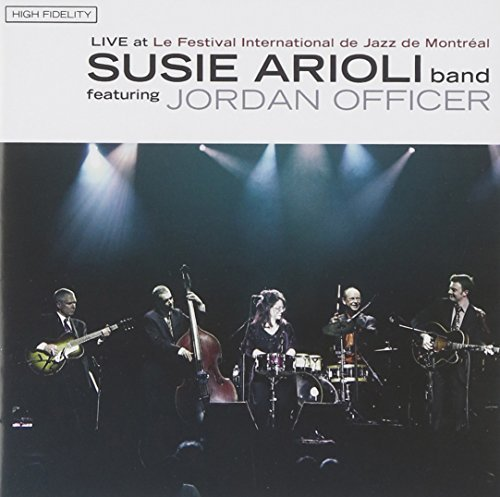 Susie Band Arioli Live At Le Festival Internatio Incl. Bonus DVD