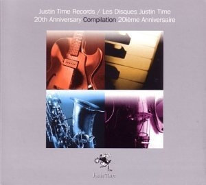 Justin Time Records 20th Anniv Justin Time Records 20th Anniv Krall Gunn Lee Kavanagh 2 CD Set