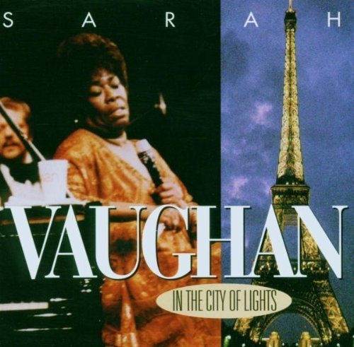 Sarah Vaughan In The City Of Lights 2 CD