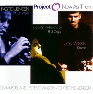 Project O Now As Then Feat. Jensen Wikan Versace
