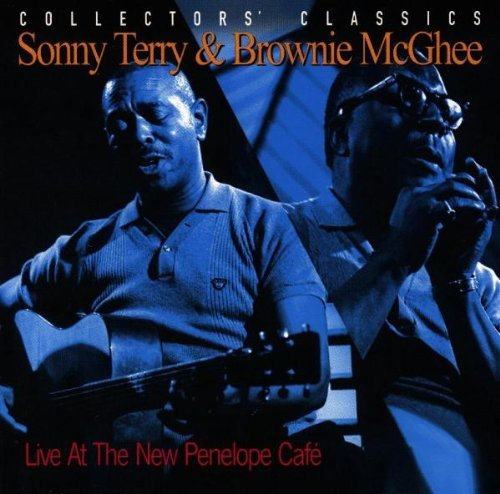 Terry Mcghee Live At The New Penelope