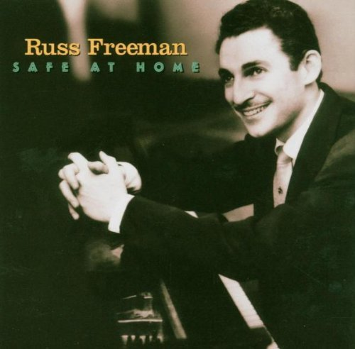 Russ Freeman Safe At Home Remastered Digipak