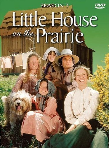 Little House On The Prairie Season 3 1976 1977 Nr 6 DVD