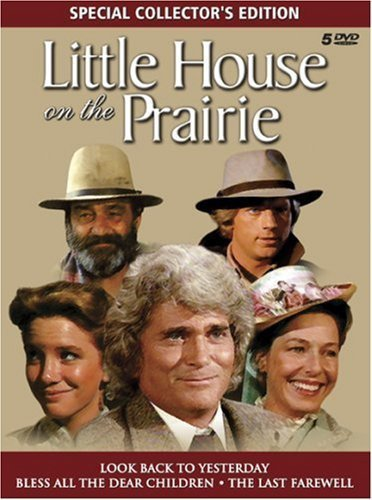 Little House On The Prairie Movie Box Set Nr 5 DVD